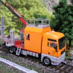 Tunnelinspektionsfahrzeug