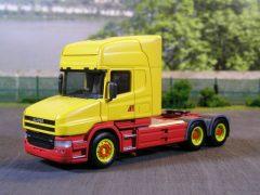 Scania Hauber 3achs Zugmaschine
