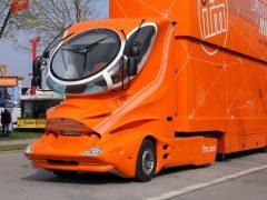 Colani Design-Truck
