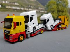 MAN TGX LKW-Transporter