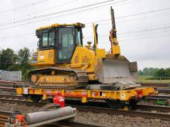 Gleisbauanhänger WGT 5020-1 von Windhoff