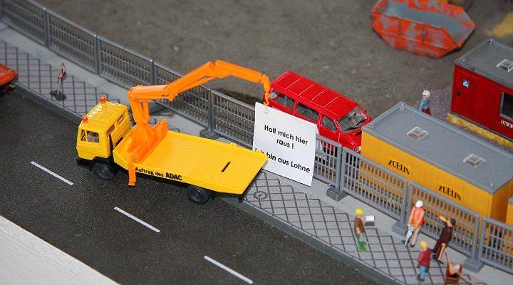 2009: Ausstellung des Vereins der Plastikmodellbauer Hannover