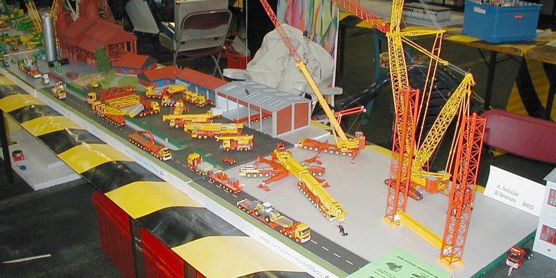 Ausstellungsplatten 2003