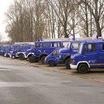 Fahrzeuge des THW