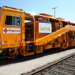 Plasser & Theurer 08-16 Split Head