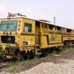 Plasser & Theurer Stopfmaschine 09-32 CSM