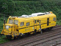 Plasser & Theurer Gleislage-Messfahrzeug EM-SAT 120