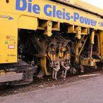 Plasser & Theurer Stopfmaschine UST09-16 Unimat 4S