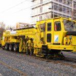 Plasser & Theurer Stopfmaschine UST 79-S