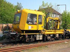 Gleiskraftwagen GAF100