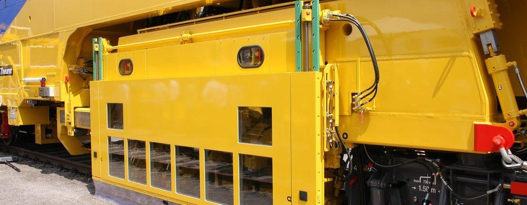Plasser & Theurer 2-Schwellen-Stopfmaschine 09-2X SH