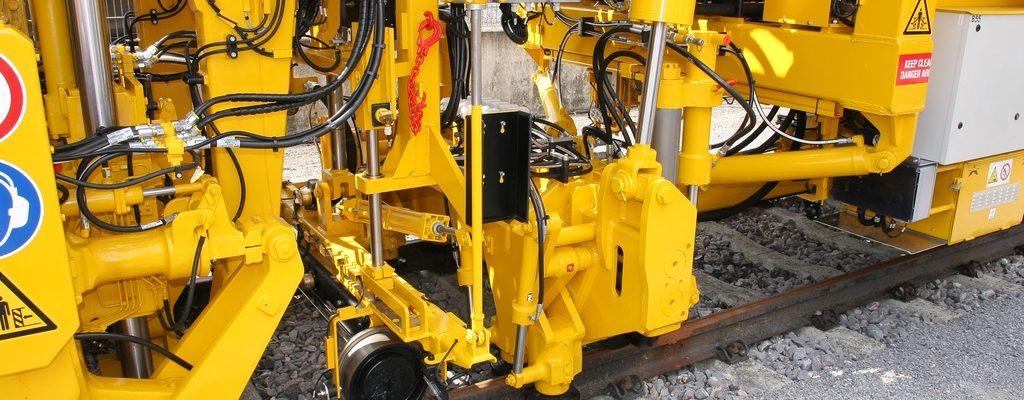 Plasser & Theurer Stopfmaschine Junior 08-16/4