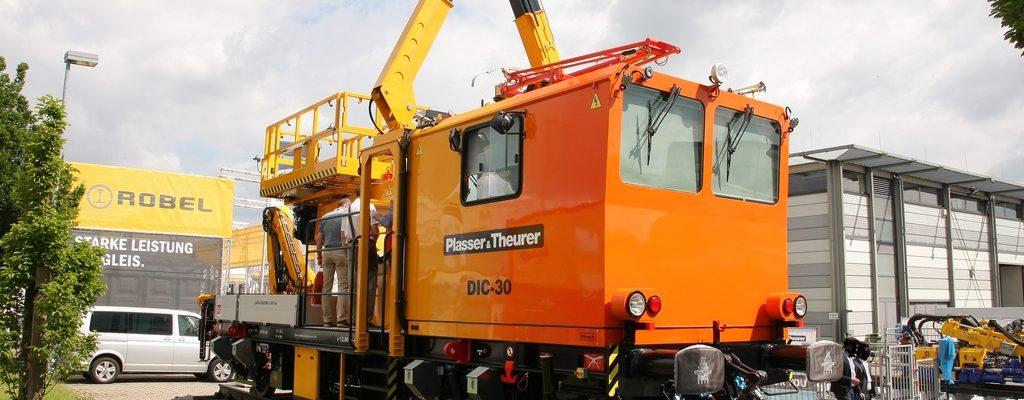 Plasser & Theurer Motorturmwagen DIC-30