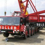 Liebherr LG1550 von Buller