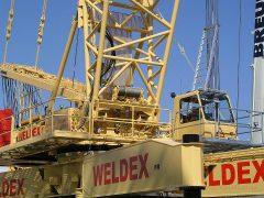 Liebherr LR1400/2-W von Weldex