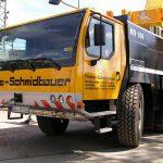Liebherr LTM1100/2 von Fricke-Schmidbauer