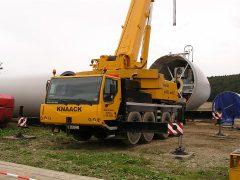 Liebherr LTM1070/1 von Knaack