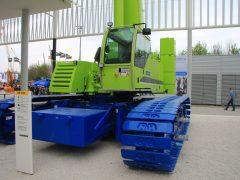 Liebherr LTR1100 von Nordic Crane