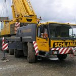 Liebherr LTM1160 von Schlamann