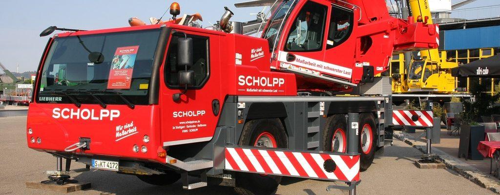 Liebherr LTM1060 von Scholpp