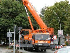 Liebherr LTM1090 von Schulz