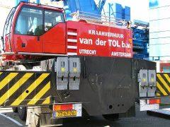 Liebherr LTM1400 von van der Tol