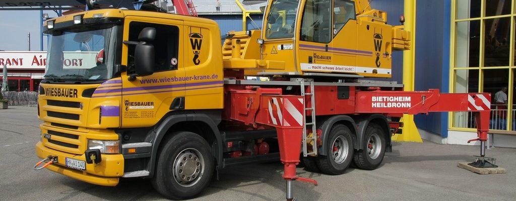 Liebherr LTF1035 von Wiesbauer