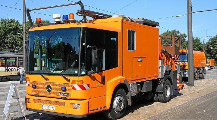 Schörling 2-Wege Turmwagen