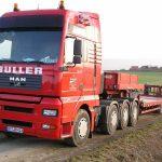 MAN TGA 4-achs Zugmaschine von Buller