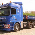 Mercedes Actros 3-achs Zugmaschine von Fricke-Schmidbauer
