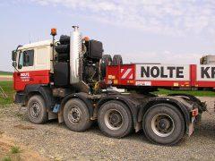 MAN F2000 4-achs Zugmaschine von Nolte