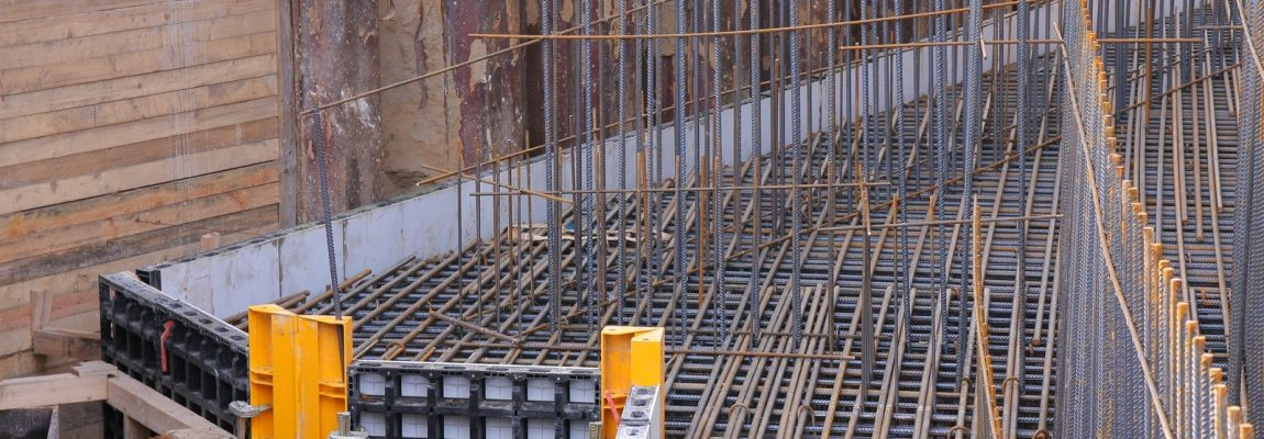 Neubau von Eisenbahnbrücken in Hannover – Einbau neues Fundament
