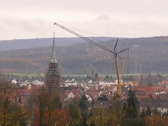 Kirchturmhub Bad Münder – Hub