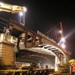 Erneuerung der Schiffgrabenbrücke in Hannover