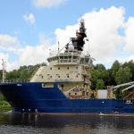 Offshore Supply Ship Freja