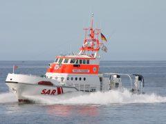 Seenotrettungskreuzer Theo Fischer
